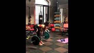 Bollywood actress Katrina Kaif amazing workout video | Fittest female body