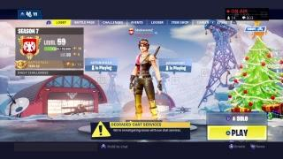Welcome to 2019! | Family Friendly | Female Gamer | Fortnite Live Stream | 500+ wins |