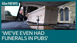Female-led funeral directors bucking several trends in male-dominated industry | ITV News