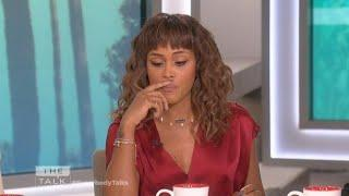 The Talk - Eve Wants to 'talk' with R. Kelly's Girlfriends; Reveals She Once Helped Female Groupie