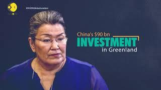 WION Global Leadership Series: Meet the first female PM of Greenland, Aleqa Hammond