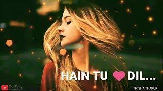 Dil Sabhal Ja Zara   Female   Sad   WhatsApp Status Video   30 Sec   Lyrics