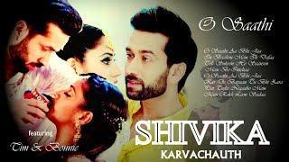 SHIVIKA Karvachauth | Tim & Bonnie- O Saathi