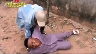 Yahoo Boys Try Using Female Pant Gone Wrong|| Osibanjo Plane Crash