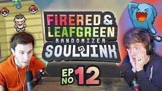 KNOCK ON WOOD! ????   Pokemon Fire Red & Leaf Green Randomized Soul Link EP 12
