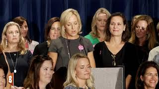 Female Supporters of Judge Kavanaugh Hold #IStandWithBrett Press Conference