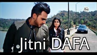 jitni dafa female version whatsapp status | lyrical video | mitika kanwar | PARMANU
