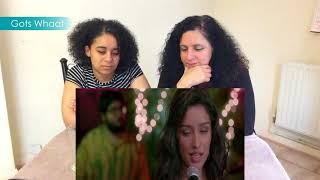 "Reacts to: ""Sun Raha Hai Na Tu Female Version"" By Shreya Ghoshal Aashiqui 2 Full Video Song"