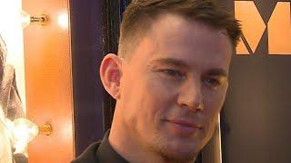 Channing Tatum on Why It Would Be 'Complicated' Making All-Female Version of 'Magic Mike' (Exclus…