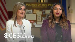 Majority-female legislature pushing for change in Nevada