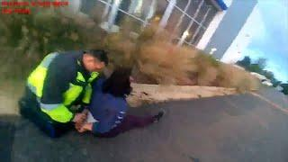 VIDEO: Tuscaloosa police bodycam video of woman's arrest