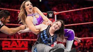 Nikki Cross vs. Peyton Royce: Raw, June 3, 2019