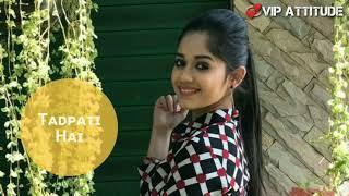 Female Version Sad + Love Song Full Screen Whatsapp Status Video || Punjabi Ringtone | STATUS OK||