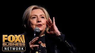 Clinton says female candidates have to avoid looking 'angry'