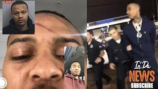 Snoop Dogg calls 6ix9ine a SNITCH! Bow Wow Arrested for Fighting GF! Blueface Locked up!