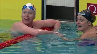 Women's 100m Breast A Final | 2019 TYR Pro Swim Series - Bloomington