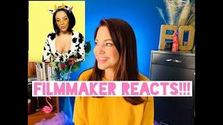Female Filmmaker REACTS!!! Doja Cat - Rules (Official Video)