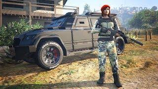 Forest Camouflage | Best Female Outfits in GTA ONLINE (Fashion Series #12)