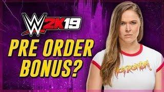 WWE 2K19: FEMALE MyCAREER MODE