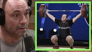 "Joe Rogan on Trans Weightlifters Breaking Women's Records ""This is Craziness!!"""