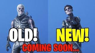 Skull Trooper AND Female Skull Trooper COMING to fortnite THIS halloween??