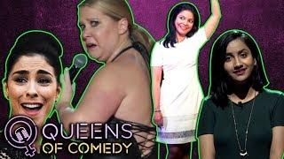 WORST COMEDY SHOW EVER//RANT ON FEMALE COMEDIANS AND FEMINISTS//