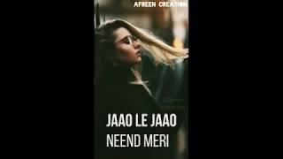 Female version sad status video // new what's app status video */ full screen what's app status vide