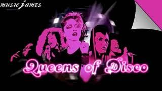 Queen of Disco - Greatest Disco Songs By Female Singers - Disco Ladies 70s 80s