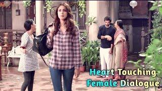 Heart touching female dialogue Jalebi WhatsApp status video
