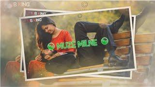 WhatsApp Video Status Most Heart Touching ❤️ Love Song Status ???? | Tum Aaoge Female Version Status