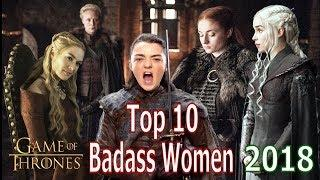Top 10 Badass Game of Thrones Women