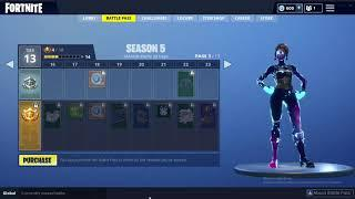 NEW Female Galaxy Skin (Fortnite)