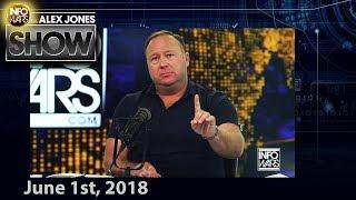 Full Show – This Is A Powerful, MUST-SEE Broadcast That We Can't Define – 06/01/2018