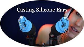 ASMR Casting Silicone Ears