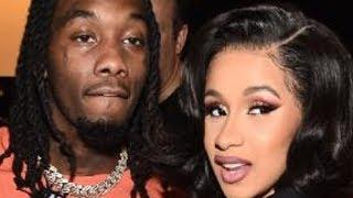 Cardi B husband Offset tells FEMALE RAPPERS to BOW DOWN to Cardi B