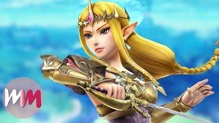 Top 10 Female Video Game Characters That Deserve Their Own Spin Off