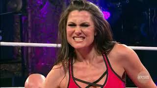 Women of Wrestling - Fire vs The Temptress 3-1-19