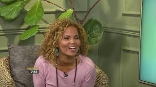 Palestinian-American female comedian from Chicago, Mona Aburmishan