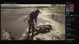 Red dead redemption 2 online Female Gameplay