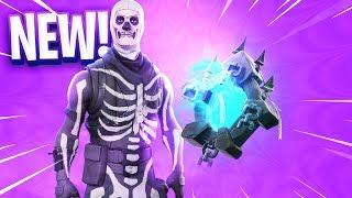 The Fortnite SKULL TROOPER Skin Return..