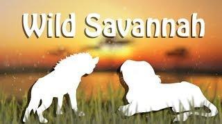 Wild Savannah|Female Buffalo defending a herd | Patrolling series| part 7