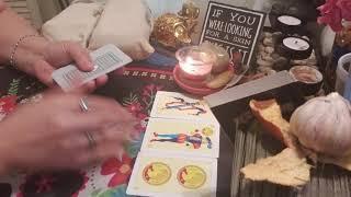 Aquarius female personal reading video 228part1