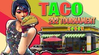 TACO 2V2 TOURNAMENT - FORTNITEMAS - FEMALE PLAYER - FORTNITE BATTLE ROYALE - PS4