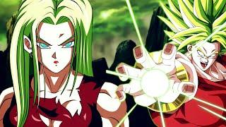 """ MYSTERY SOLVED "" / Secrets Of KALE ( THE FEMALE BROLY ) !!!"