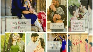 """Kasam Ki Kasam"" Female Version Full Screen Lyrics Romantic WhatsApp Status Video Song..."
