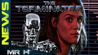 TERMINATOR 6 First Look At Female Terminator In Set Photos Of Mackenzie Davis