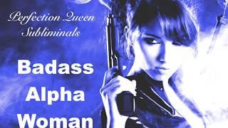 (For Females) Fearless Badass Alpha Woman Beauty - Female Beauty Series