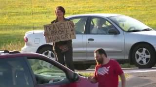 BECAUSE WOMEN PANHANDLING MAKE MORE MONEY? | Jason Asselin