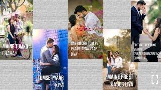Maine Tumko..Female version full screen whatsapp status video | new love status