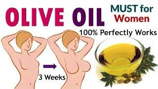 Olive Oil | 8 Miraculous Uses for Female's Common Problems | 5-Minute Treatment